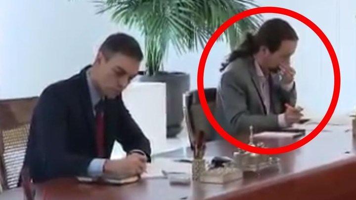Masiva cacelorada contra Pablo Iglesias por saltarse la cuarentena
