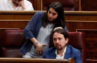 Lidia Falcón acusa a Pablo Iglesias de haber creado