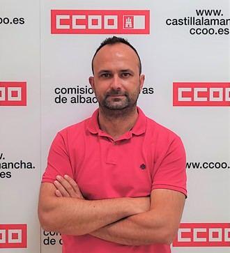CCOO muestra su preocupación por el incremento de la siniestralidad laboral esta semana en Albacete