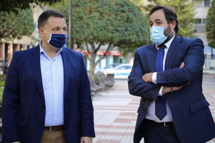 Paco Núñez muestra el camino a Page y llevará al próximo pleno de las Cortes regionales un VERDADERO Plan de Vacunación en Castilla-La Mancha