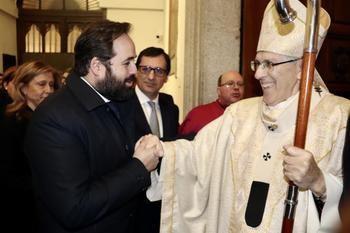 Paco Núñez apuesta por el reconocimiento desde las instituciones de la labor social y cultural que realiza la Iglesia Católica en CLM