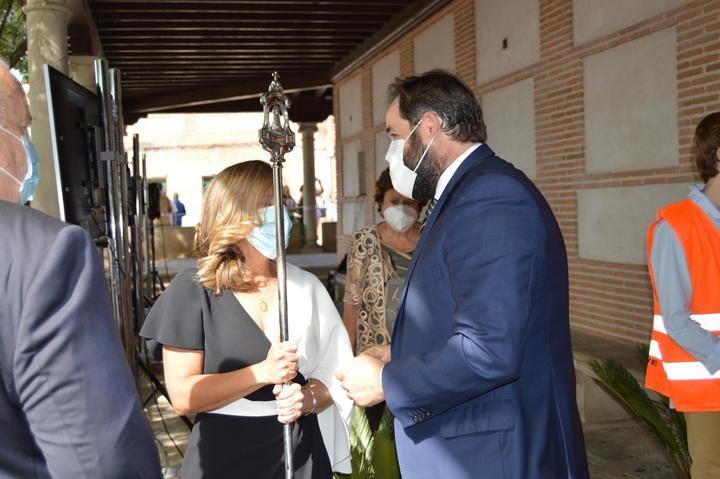 Paco Núñez solicita a la presidenta de la Comunidad de Madrid que haga `un esfuerzo´ por dejar `a un lado´ las `bravuconadas´ de Page porque los castellano-manchegos no somos como él