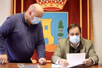 Paco Nuñez visita varios municipios de la sierra de Guadalajara, donde sectores como el Turismo y la Hostelería se han visto muy dañados a causa de la pandemia