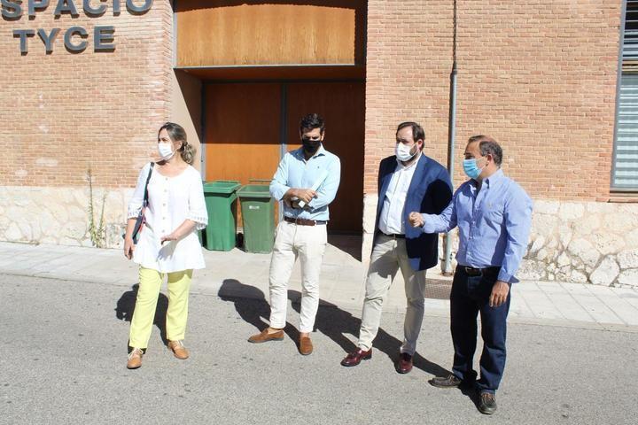 """Paco Nuñez exige a Page que """"cumpla sus compromisos con Guadalajara...son más de 20 millones de euros los que debe a nuestra ciudad"""""""
