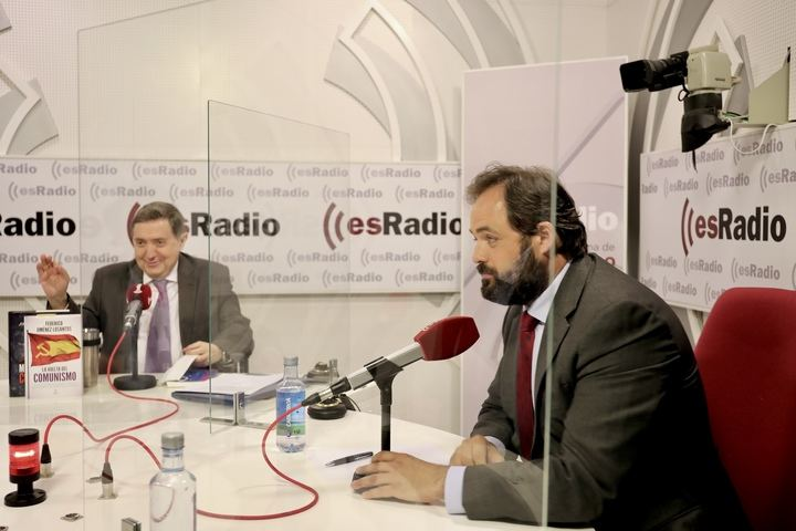 """Paco Nuñez : """"En mi tierra el problema no es pactar con Vox, es el socialismo que genera miseria"""""""