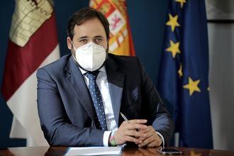 Núñez registrará este jueves en el Palacio de Fuensalida la inclusión en el Consejo de Gobierno del próximo sábado la apertura del deporte y la cultura y la flexibilización de las medidas en la hostelería