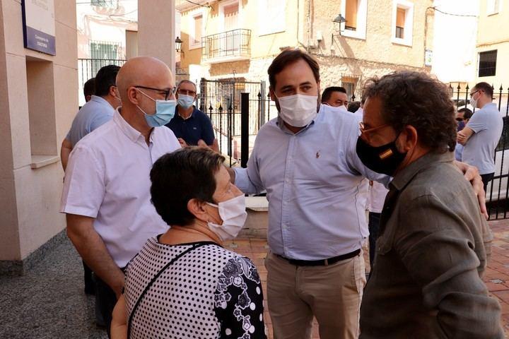 Paco Nuñez pide a Page un refuerzo de la Atención Primaria y la contratación de 5.000 profesionales sanitarios como han propuesto sindicatos y colegios profesionales de médicos y Enfermería de CLM