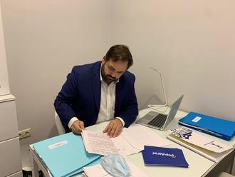 """Paco Núñez: """"Es más necesario que nunca poner en marcha un Plan de Rescate a familias y empresas para salvar a nuestro tejido productivo"""""""