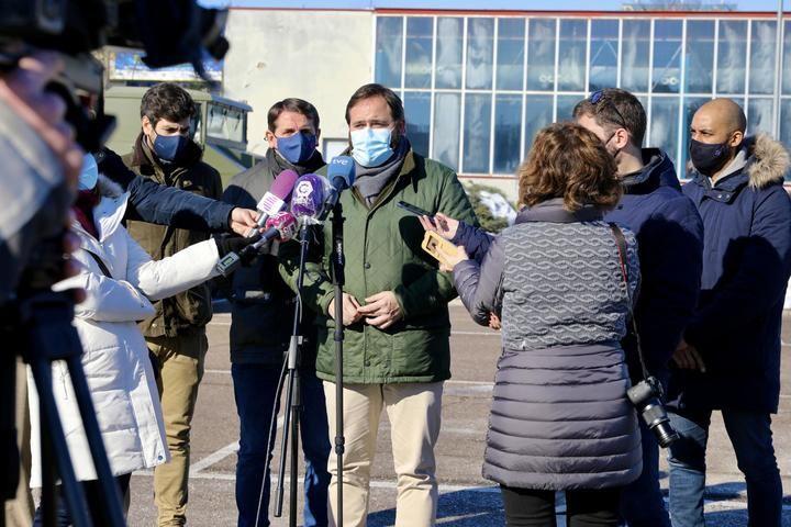 Paco Núñez avanza en Guadalajara que el PP-CLM presentará mociones EN DEFENSA DE LA HOSTELERÍA regional en un centenar de ayuntamientos