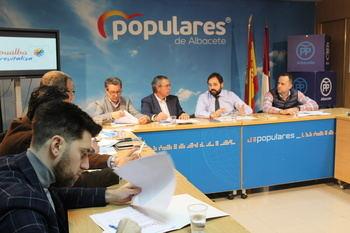 Paco Núñez propone luchar contra la despoblación en la región con proyectos de formación y acompañamiento en materia de agricultura y hostelería de la mano de las diputaciones
