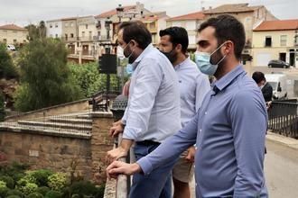 Paco Núñez insta a Page, en Trillo, a que se pronuncie en defensa de los alcaldes de Castilla-La Mancha ante el intento de Sánchez de