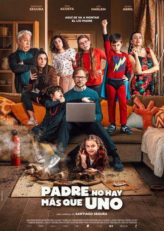 La cuota de pantalla del cine español, con 15,9 millones de espectadores, cayó al 15%, el peor dato de los últimos seis años