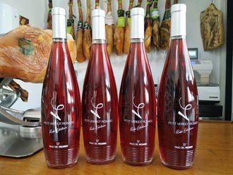 Pago del Vicario Rosado Petit Verdot 2019, único premiado de C-LM por la Asociación de Periodistas del Vino