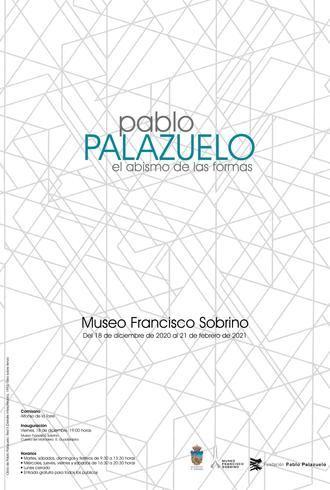 El Museo Sobrino de Guadalajara acoge desde hoy, y hasta el próximo 21 de febrero, la exposición de Pablo Palazuelo 'El abismo de las formas'