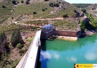 La Confederación Hidrográfica del Tajo formaliza el contrato de adecuación y actualización de los Planes de Emergencia de las presas de Beleña, Alcorlo y Pálmaces