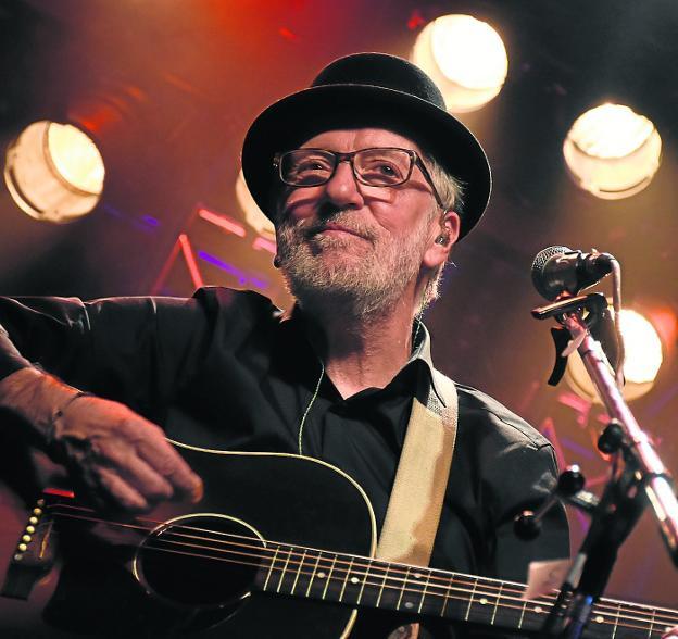 Suspendido el concierto de Pancho Varona previsto para este jueves en Guadalajara por motivos de salud del cantante