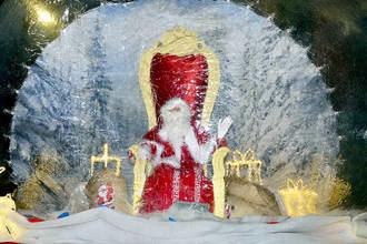 Papá Noel visita Azuqueca en la esfera mágica desde este jueves