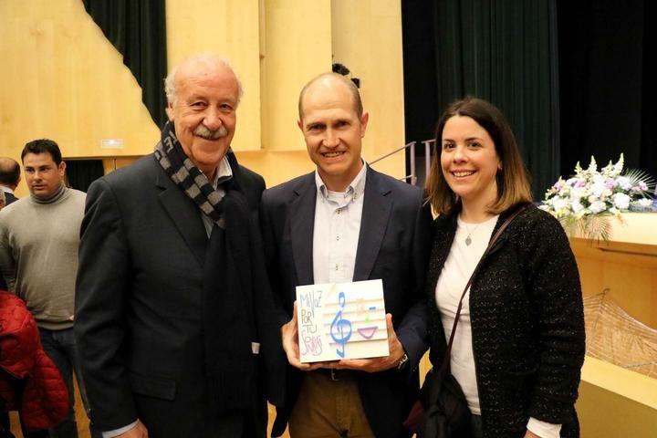 La solidaridad del pueblo de Pareja recibe el reconocimiento de 'Mi voz por tu Sonrisa'