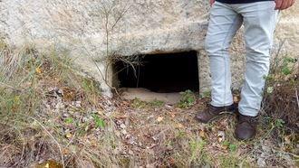 El Ayuntamiento de Pareja inicia la excavación arqueológica de un eremitorio medieval