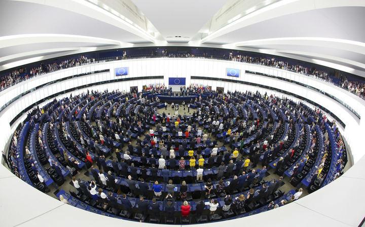 Nuevo jarro de agua fría para el separatismo catalan : el Parlamento Europeo deja de reconocer a Junqueras como eurodiputado