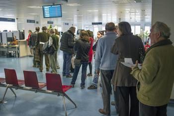 El paro sube en abril 1.586 personas en Guadalajara (8,65%) y se sitúa en 19.921 desempleados