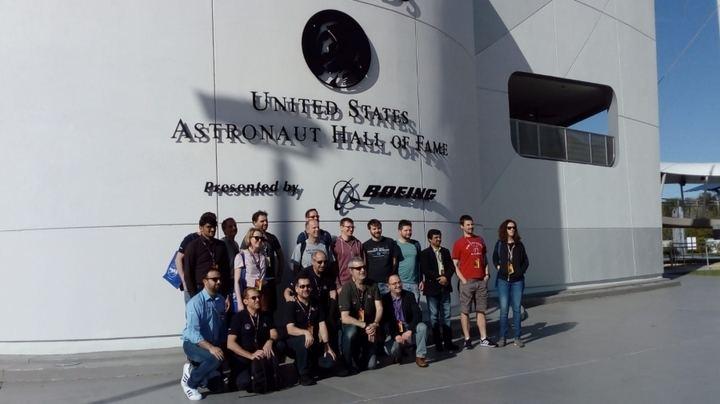Madrugada emocionante en el Parque Científico y Tecnológico en Guadalajara siguiendo el lanzamiento de la Misión Solar Orbiter