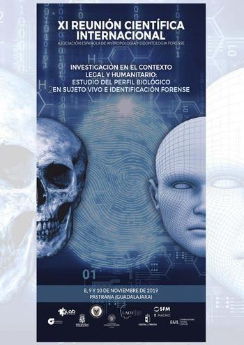 Pastrana, en el foco internacional de la antropología y odontología forense