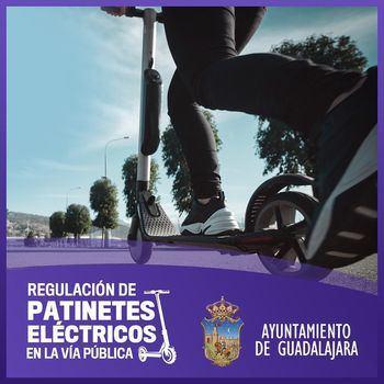 Entra en vigor la regulación del uso en la ciudad de Guadalajara de los Vehículos de Movilidad Personal (VMP)