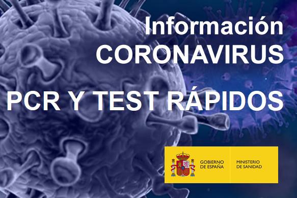 Denuncian que la Junta de Page tan sólo incluya los casos de contagiados por coronavirus detectados por PCR y omitan los nuevos contagios a través de test rápidos