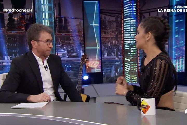 SEMANA Lo único que preocupa a Cristina Pedroche sobre su vestido de Nochevieja es...