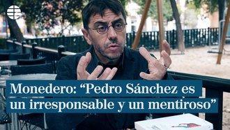 La CNN acusa a Pedro Sánchez de mentir: