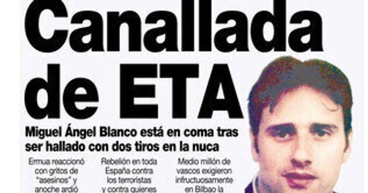 LA PEOR CARA DEL PSOE : El Gobierno de Sánchez acerca a Kantauri, el jefe etarra acusado de ordenar el asesinato de Miguel Ángel Blanco