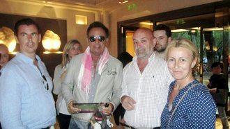 Peralejos presenta la candidatura de Bruce Springsteen al Princesa de las Artes 2021