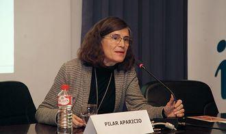 Pilar Aparicio Azcárraga, militante del PSOE, es la firmante del Informe que