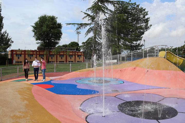 El lunes 21 de junio abre la piscina municipal de verano en Azuqueca
