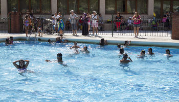 La piscina de San Roque de Guadalajara abre este miércoles únicamente para deportistas y con rigurosas medidas de seguridad e higiene