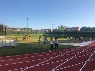 Las pistas de atletismo y la Ciudad de la Raqueta abrirán este lunes con la entrada de Guadalajara en la Fase 1