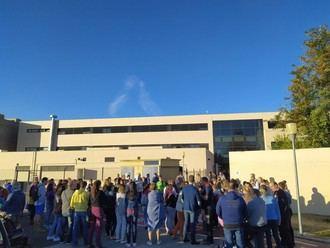 Sonora pitada contra el Gobierno socialista de Page por los problemas del Colegio Valdeluz-Yebes