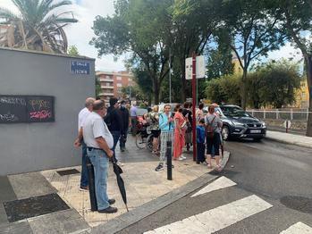 """La visita de Pedro Sánchez a Guadalajara en la prensa nacional : Pitidos y abucheos, """"Fuera, fuera, Mentiroso, Sinvergüenza..."""""""