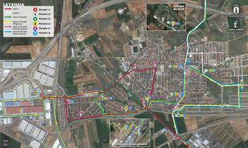 Martes 18 de mayo, fecha estimada de inicio del nuevo servicio de autobuses interurbanos de Cabanillas del Campo