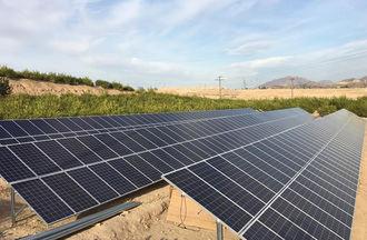 Luz verde a la instalación de tres plantas solares fotovoltaicas en la provincia de Cuenca con una inversión superior a los 102 millones de euros