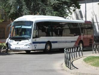 Se recupreran, a partir de este lunes, las líneas de autobuses y servicio ASTRA en Guadalajara, con EXCEPCIÓN de la Sierra Norte