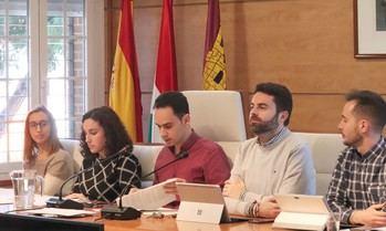 Vía libre para la urbanización del Polígono de Moyarniz, con la unanimidad del Pleno del Ayuntamiento de Cabanillas