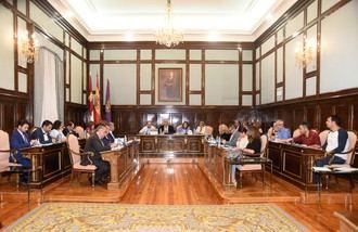 Orden del Día del Pleno ordinario de la Diputación de Guadalajara del viernes, 20 de diciembre, a las 10:00 horas