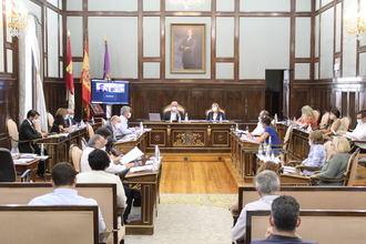 Orden del Día del Pleno ordinario de la Diputación de Guadalajara del martes 29 de septiembre de 2020