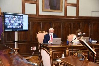 Pleno ordinario de la Diputación de Guadalajara del viernes, 18 de junio de 2021, a las 10:00 horas