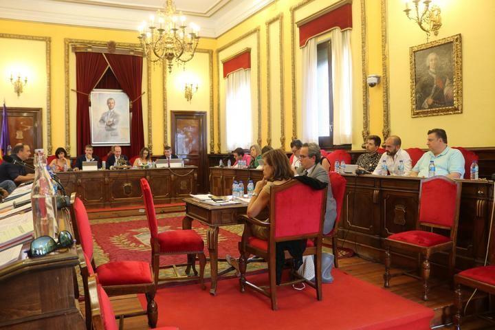 Resultado de las votaciones del Pleno ordinario del Ayuntamiento de Guadalajara del 29 de mayo