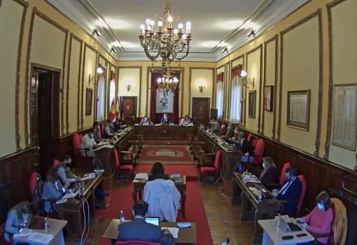 PSOE y Ciudadanos se niegan a apoyar en Pleno las medidas propuestas por el PP en el Ayuntamiento de Guadalajara para paliar la crisis en el sector de la hostelería