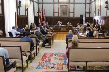 El Grupo Popular logra el acuerdo del Pleno de la Diputación de Guadalajara para defender a los ayuntamientos que no disponen de depuradora sin el apoyo de Vox