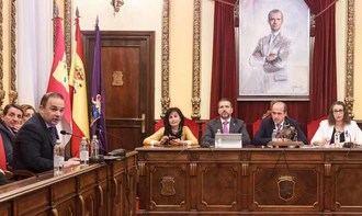 Resultados de las varias votaciones del Pleno de este viernes en el Ayuntamiento de Guadalajara